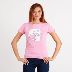 T-shirt-womans_Flying_Pig