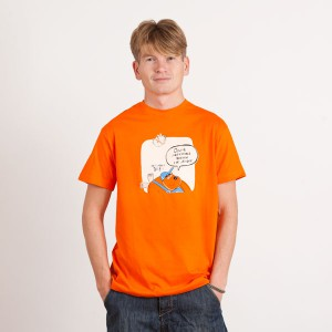 T-shirt-mans_Fly_bear