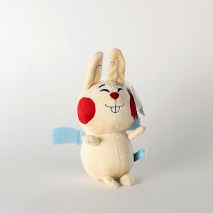 """Мягкая игрушка """"Заяц Акира""""  из мультсериала  """"Летающие звери"""""""