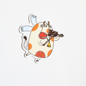 магнит виниловый Корова Зоя из мультсериала Летающие звери