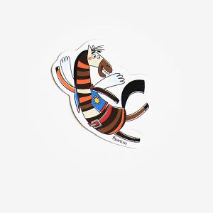 магнит виниловый Лошадь Джейн из мультсериала Летающие звери